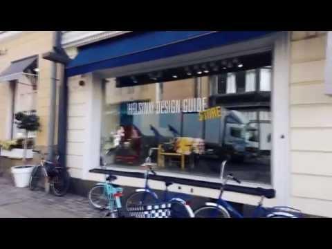 Helsinki Design Guide Store - Arkhimedes kassaohjelmistona