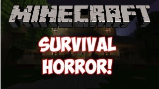 Minecraft Survival Horror - MEDO