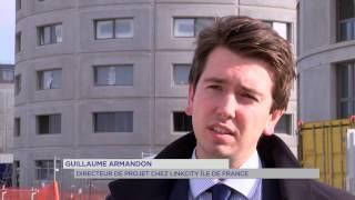 Paris-Saclay : un projet de logements étudiants récompensé