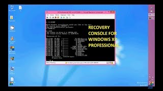 fix Ntldr issue in Windows XP Professional