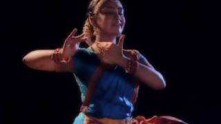 Krishnayena barade.... Bharatanatyam, Rajashree Warrier