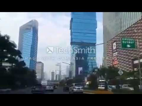 Central Jakarta City Indonesia 2018 Wonderful