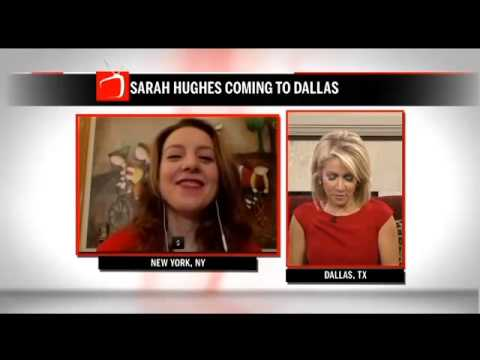 Interview with Olympic Gold Medal Figure Skater Sarah Hughes