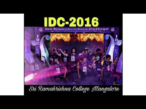 IDC-2016 (8) Sri Ramakrishna College Mangalore