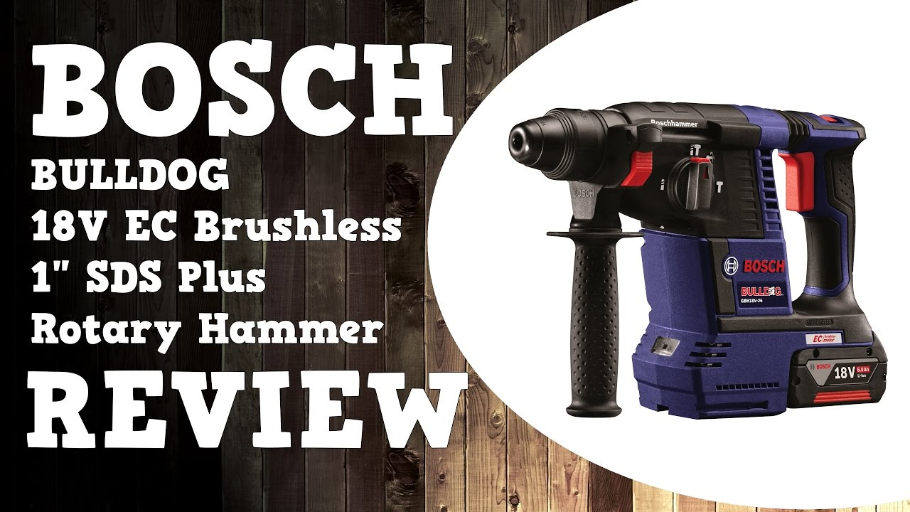 bosch bulldog 18v ec brushless 1 39 sds plus rotary hamme doovi. Black Bedroom Furniture Sets. Home Design Ideas