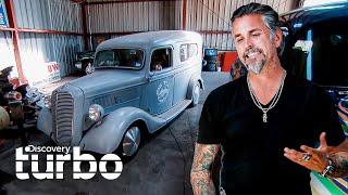 ¿Cuánto pagaría Richard por esta furgoneta de 1930? | El Dúo mecánico | Discovery Turbo