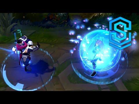 Pulsefire Shen Skin Spotlight - League of Legends