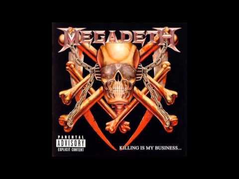 Megadeth - Mechanix (HD/1080p)