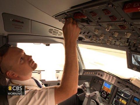 China Demand Draws U.S. Airline Pilots