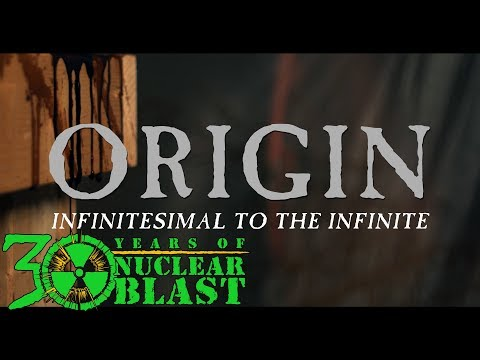 ORIGIN - Infinitesimal To The Infinite (OFFICIAL MUSIC VIDEO)