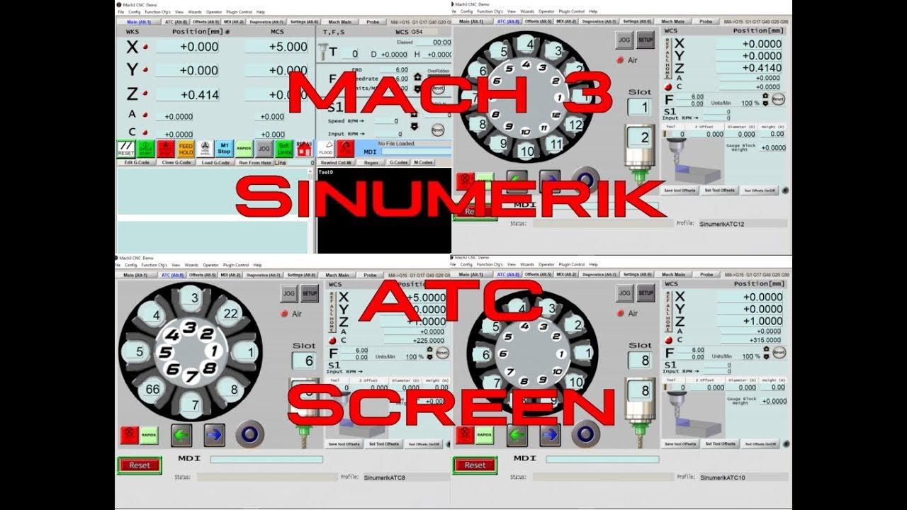 Download Cnc4xr73gp Mp4 Mp3 Flv Webm Pc Mkv Pm 727m Cnc Electrical Wiring Part 2 Youtube Mach3 Sinumerik Rotary Atc Screen Sets
