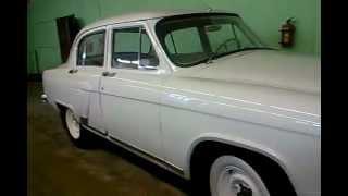 Волга 21 в Раменском(Реставрация ретро автомобиля 1966г в Раменском., 2012-10-01T17:56:20.000Z)