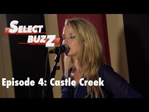 Live studio performance by Castle Creek on Select Buzz #4