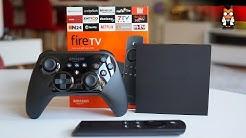 Amazon Fire TV 2015 mit 4K im Test [deutsch]