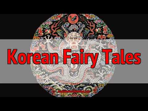 Korean Fairy Tales Audiobook