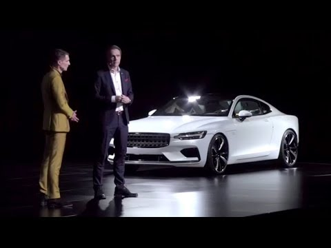 Polestar 1 World Premiere in Shanghai