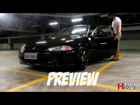 preview civic coupe 94 fast and furious hbala films youtube. Black Bedroom Furniture Sets. Home Design Ideas