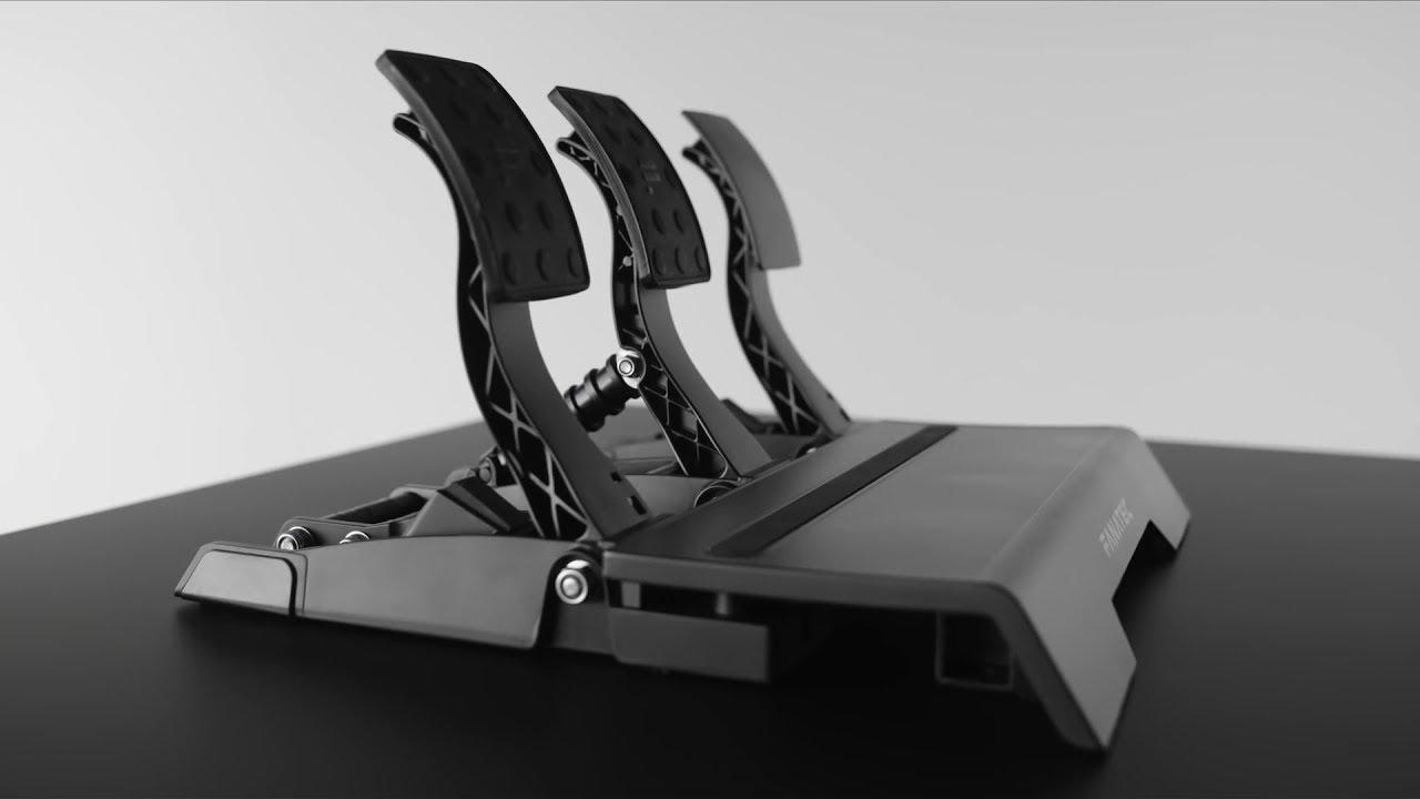 test review fanatec csl elite pedals lc ps4 xbox one. Black Bedroom Furniture Sets. Home Design Ideas