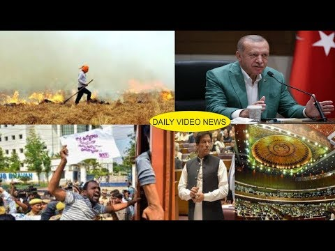04- 11- 19 Daily Latest Video News #Turky #Saudiarabia #india #pakistan #Iran#America