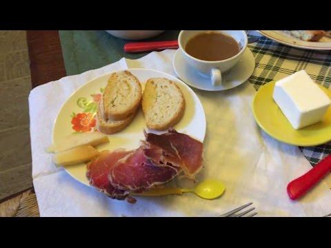 Wild Boar for Breakfast in Italy's Marche Region