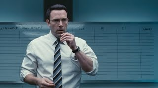 'The Accountant' Trailer