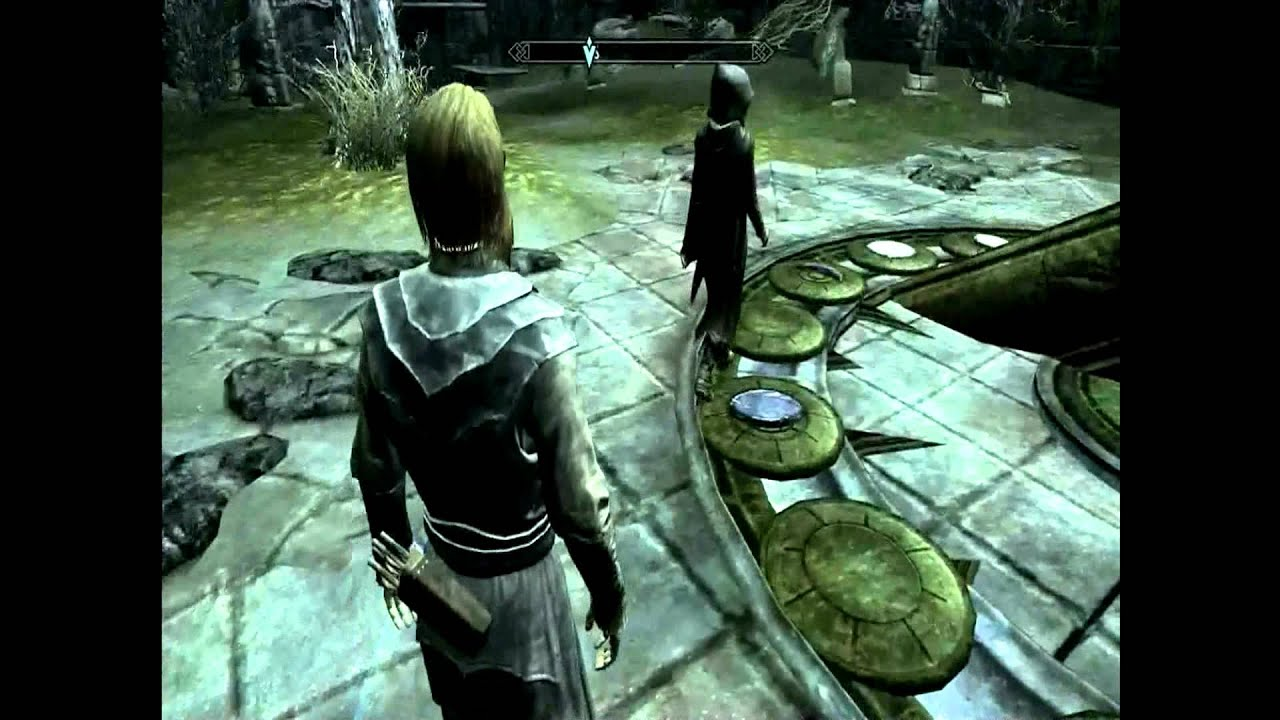 Wow just dont go around skyrim naked - YouTube