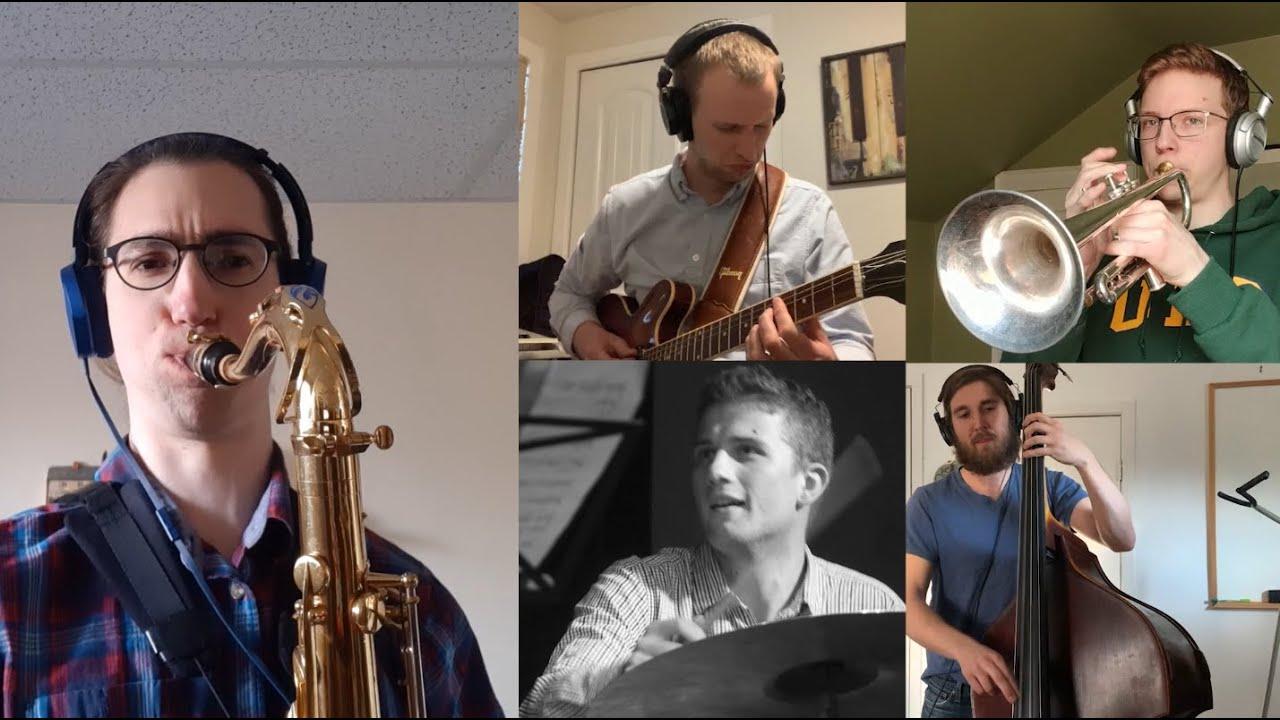 Autumn Leaves (backing track) - Saskatoon Jazz Jams - YouTube