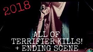 ALL Kills From TERRIFIER (2018) + Ending Included