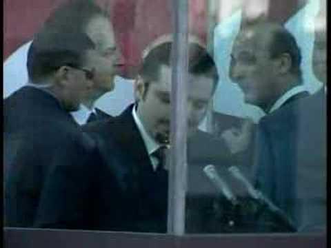 Saad Hariri on Nov. 23, 06