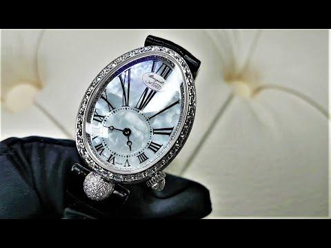 Сlassic women's luxury watches Breguet Reine de Naples 8928BB/51/844 DD0D
