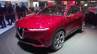 Alfa-Romeo, Mazda, Fiat, Eadon Green | GIMS2019 | AvtoBaz | Dj Tural | AvtoStop