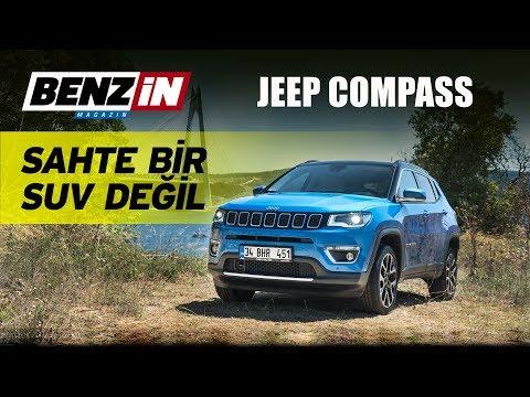 Jeep Compass test sürüşü 2018