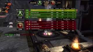 GOD OF WAR ASCENSION MULTIPLAYER - TEAM FAVOR OF THE GODS with MADSTYLE, MRDOINURMOM