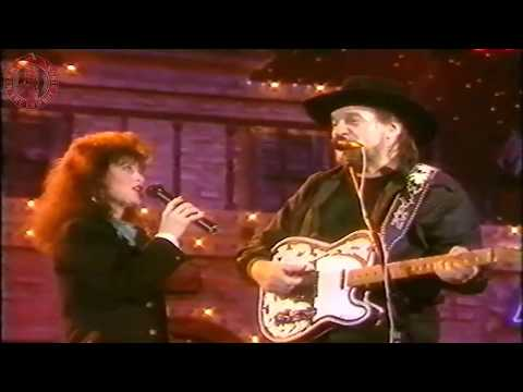 Waylon Jennings and Jessi Colter - Suspicious Minds