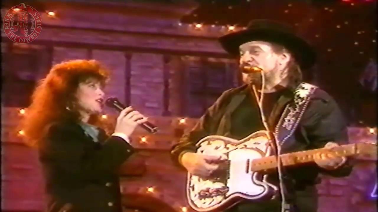 Waylon Jennings and Jessi Colter - Suspicious Minds
