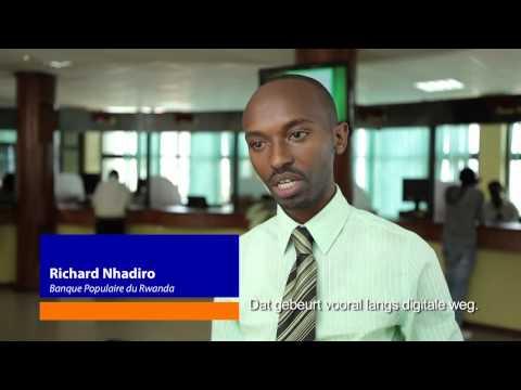 Modern banking for Rwanda