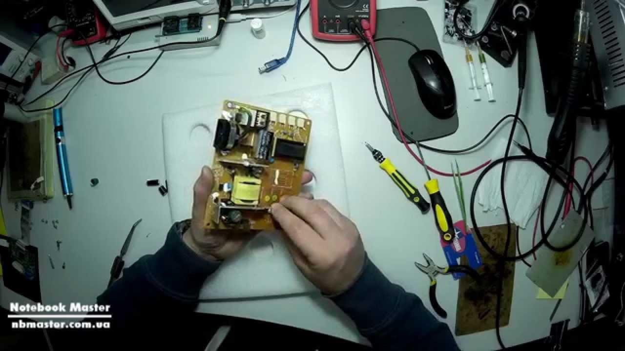 Ремонт монитора acer своими руками фото 718
