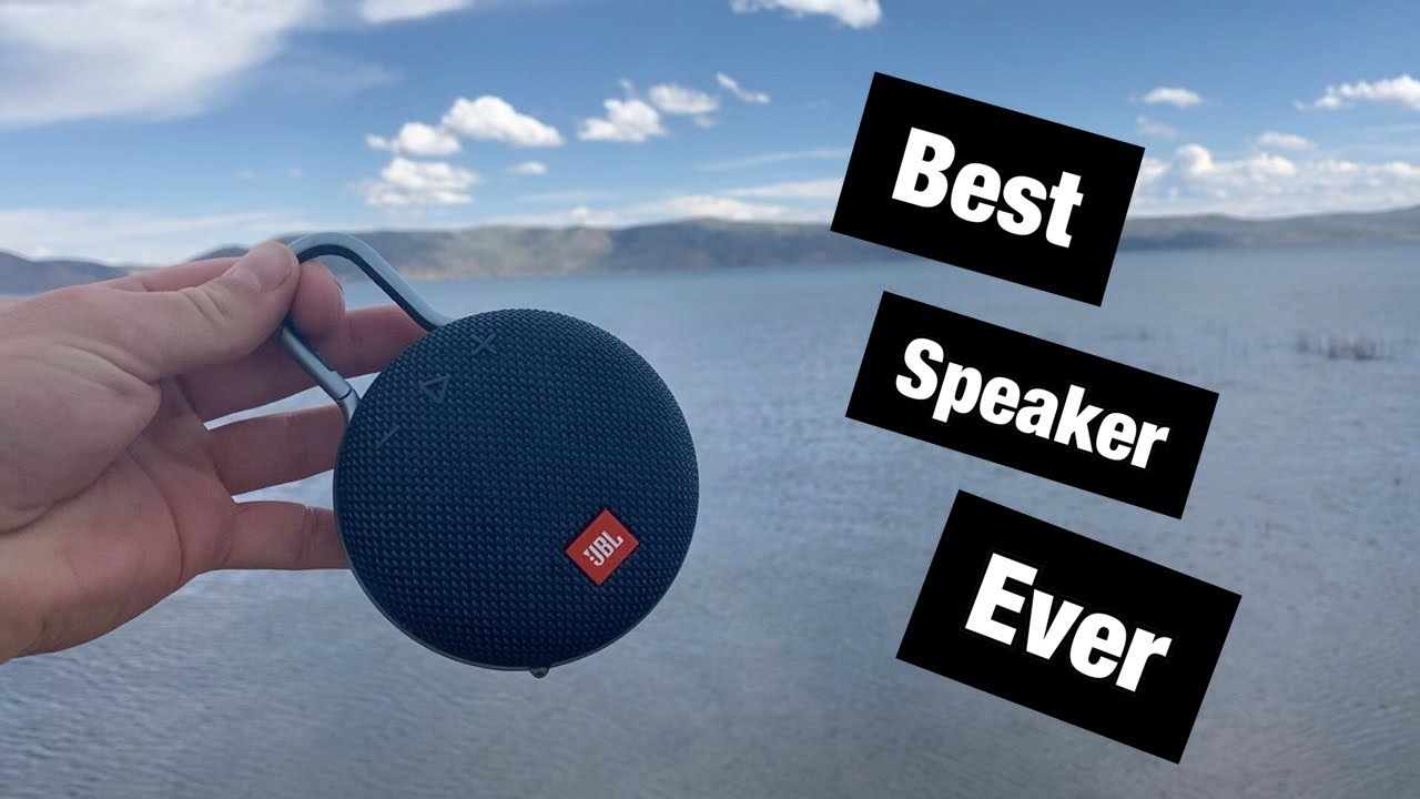 The Best Bluetooth Speaker Ever! | JBL Clip 3