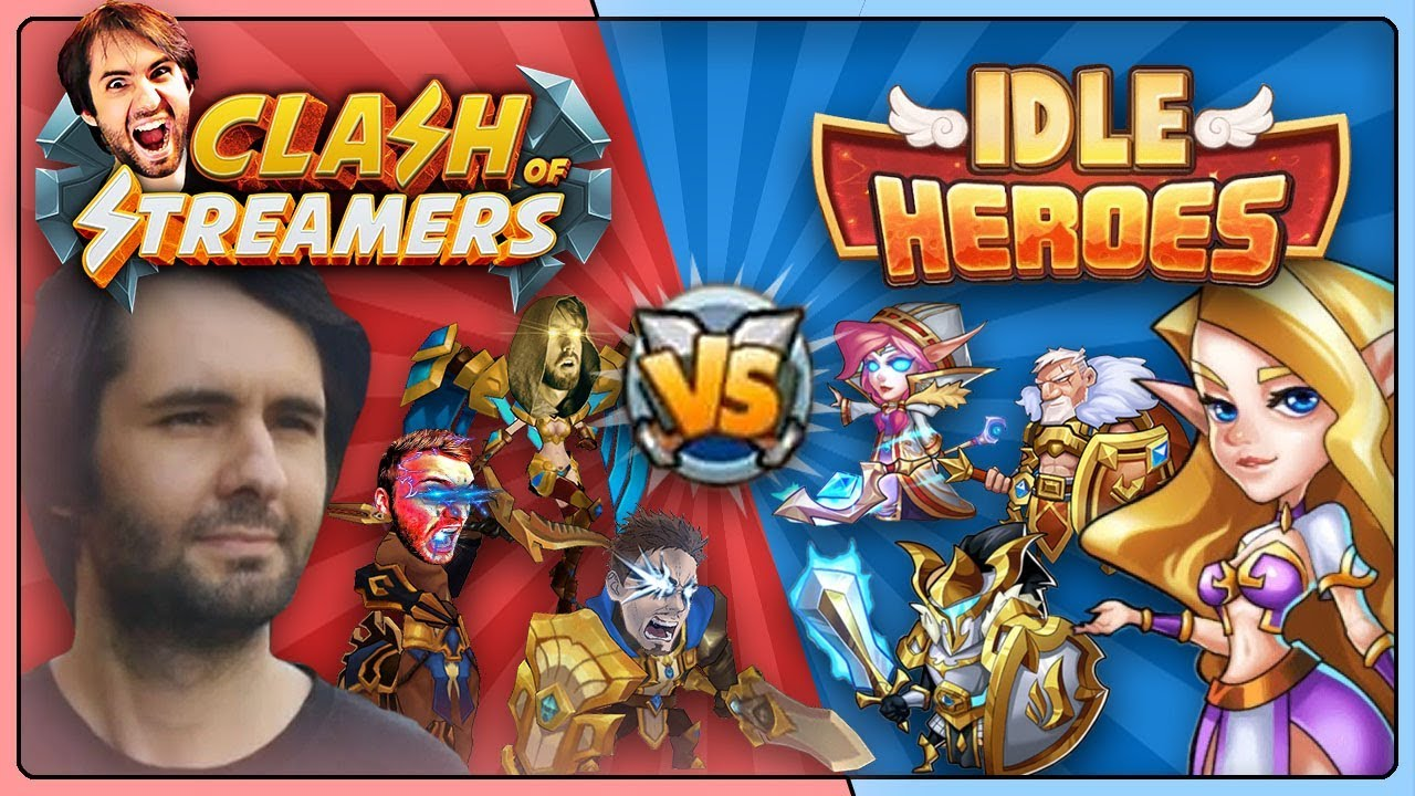 Idle Heroes Best Heroes 2020 Clash of Streamers vs. Idle Heroes (Top 10 Biggest Differences