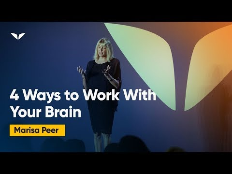 Four Ways to Form a Partnership with Your Brain | Marisa Peer