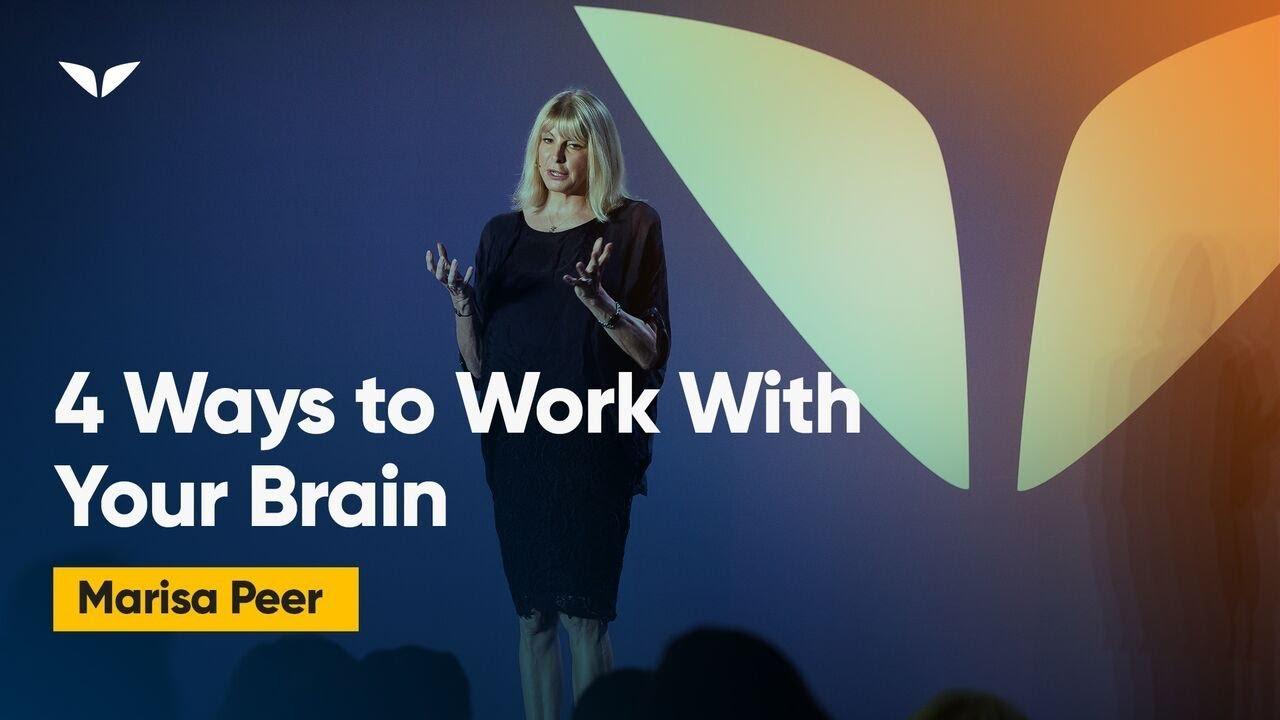 4 Ways to Work With Your Brain | Marisa Peer