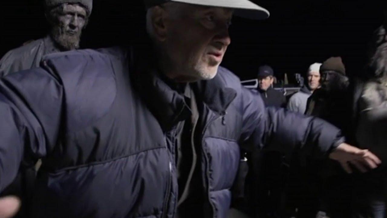 "Download David Lynch directing the ""Gotta light"" scene in Twin Peaks Season 3"