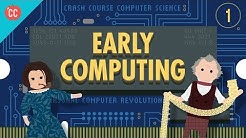 Early Computing: Crash Course Computer Science #1