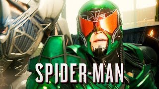 Baixar Spiderman Gameplay German PS4 PRO - Rhino & Scorpion Boss Fight