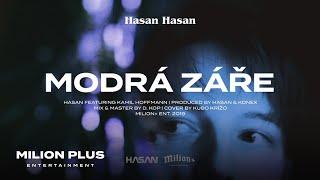 Hasan - Modrá Záře (ft. Kamil Hoffmann) [prod. Hasan & Konex]