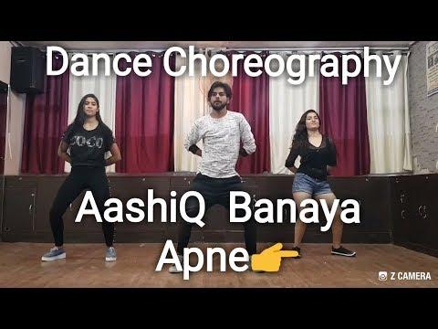 Aashiq Banaya Apne | Hate Story IV | Himesh Reshammiya & Neha Kakkar | Dance Choreography