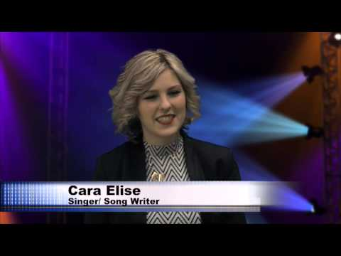 The Jose Aliaga Show: Cara Elise (Singer/ Song Writer)