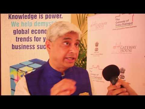 Vikas Swarup: a confident India has emerged