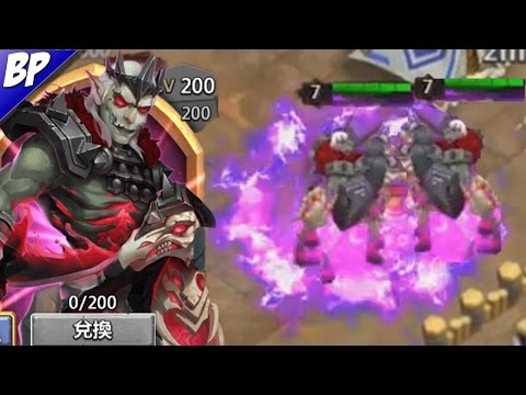 Castle Clash REVENANT Gameplay (New Hero)