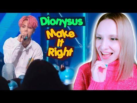 BTS - DIONYSUS + MAKE IT RIGHT REACTION/РЕАКЦИЯ | KPOP ARI RANG
